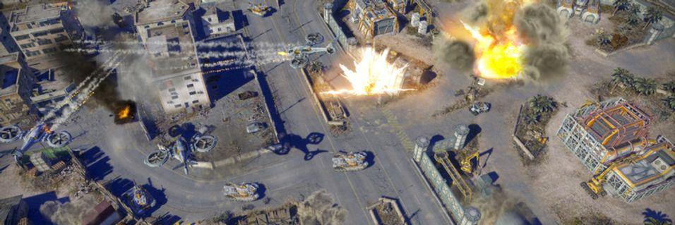 Command & Conquer får enspillerdel likevel