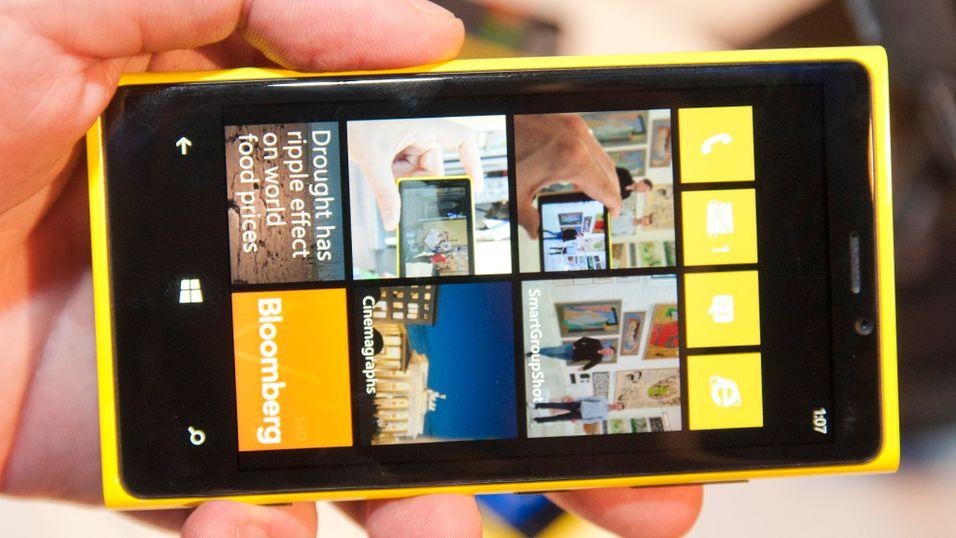 SNIKTITT: Nokias fremtidshåp har fantastisk skjerm