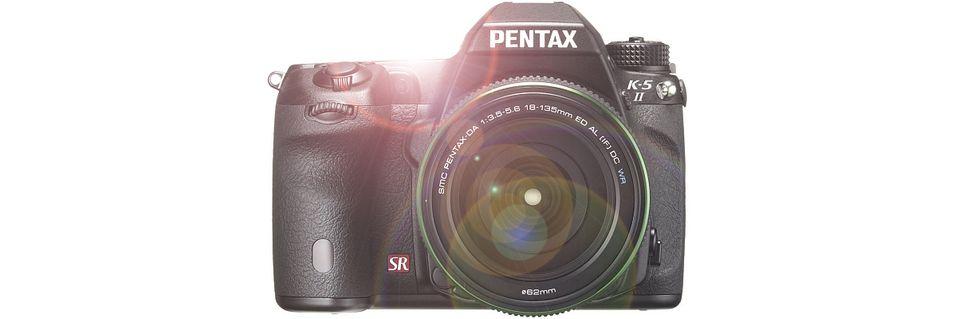 Ny toppspeilrefleks fra Pentax