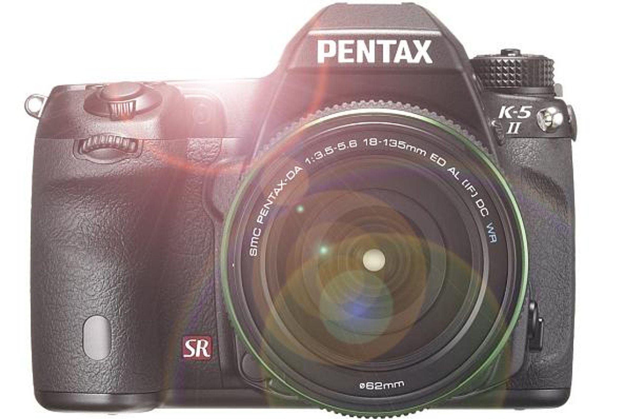 Pentax K-5 II.