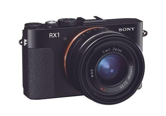 Sony DSC-RX1.