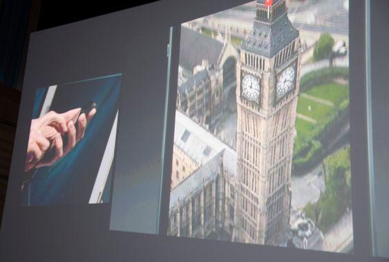 Apple demonstrerer Flyover-funksjonen i iOS 6.