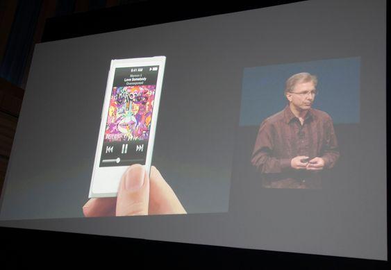 Ny iPod Nano.