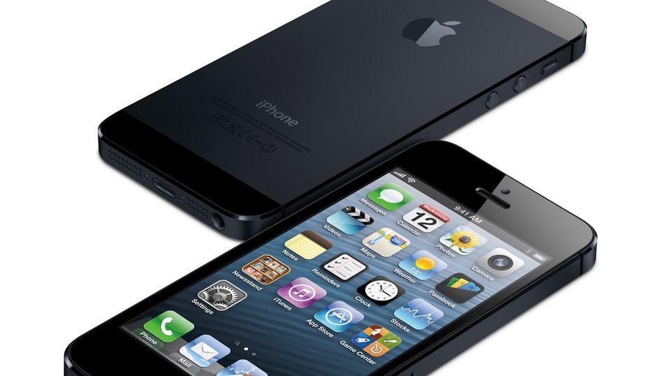 Markedet lunkent til iPhone 5-lansering