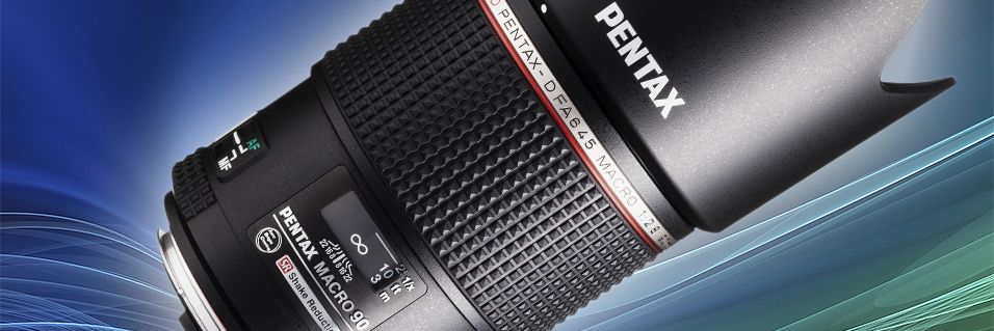 Nytt makro-objektiv til Pentax 645D