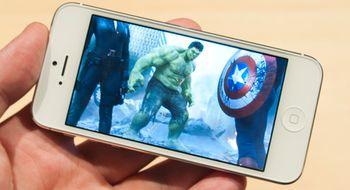 I dag kan du kjøpe iPhone 5