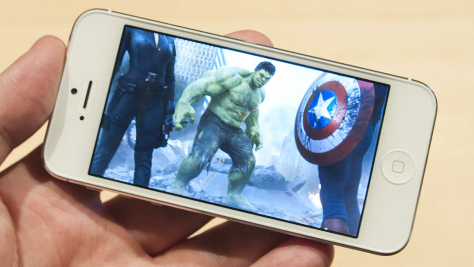 SNIKTITT: Vi har prøvd nye iPhone 5