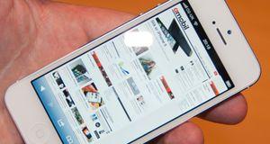 VIDEO: Slik er iPhone 5 i bruk