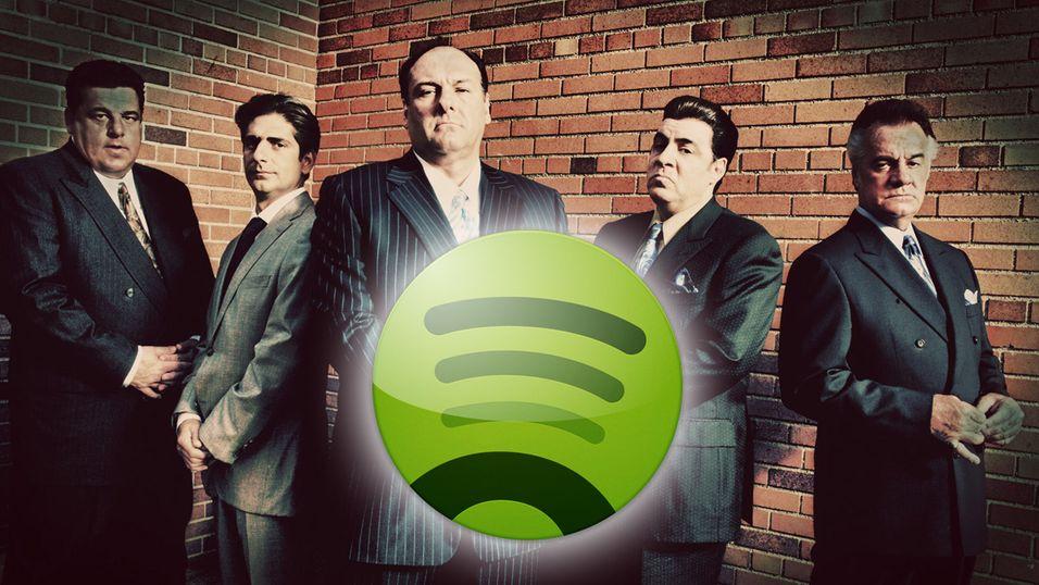 Spotify vil vise HBO-serier