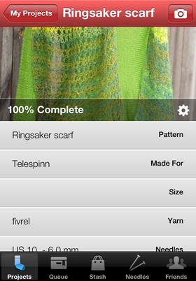 Wooly Ravelry.
