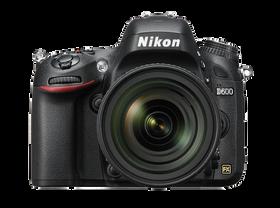 Nikon D600 trenger visst 3000 eksponeringer før problemet i hovedsak er over.