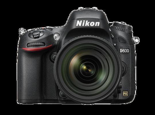 Nikon D600.