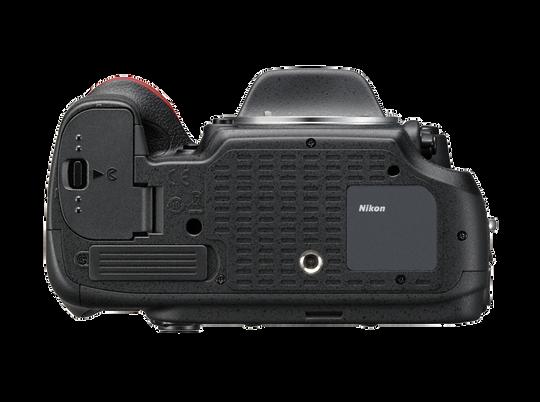 Nikon D600s underside.