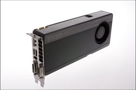 GeForce GTX 660 SuperClocked.