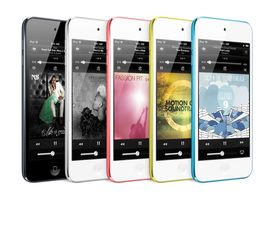 iPod Touch i 2012-utgave.