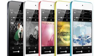 Ny iPod Touch med Siri