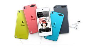 5. generasjon Apple iPod Touch.