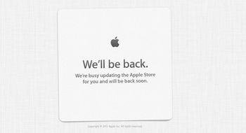 Apple Store åpner for bestillinger