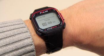 Slank GPS-klokke