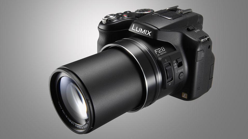 TEST: Panasonic Lumix DMC-FZ200