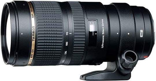Tamron SP 70-200 mm f/2.8 Di VC USD.