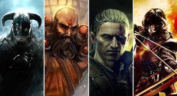 De fem beste rollespillene akkurat nå