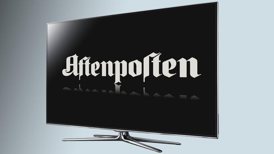 Nå får du tilgang til Aftenposten-nyheter i tekst og bilder, samt nett-TV døgnet rundt på din smart-TV fra Samsung.