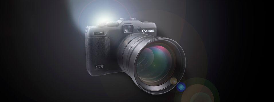 Canon slipper sitt raskeste kompaktkamera til nå