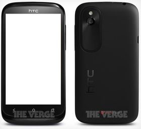Slik skal HTC Proto se ut, ifølge nettstedet theverge.com.
