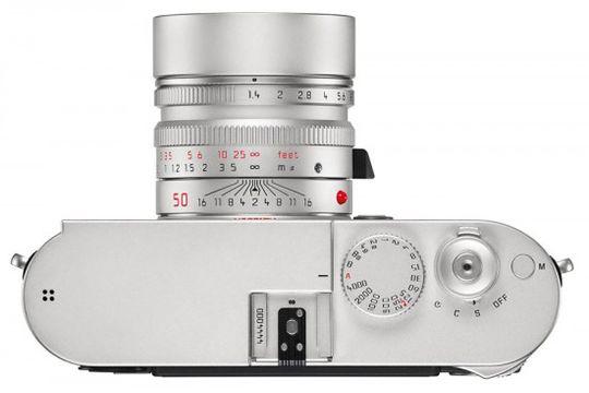 Sånn føles det å se ned på en Leica M