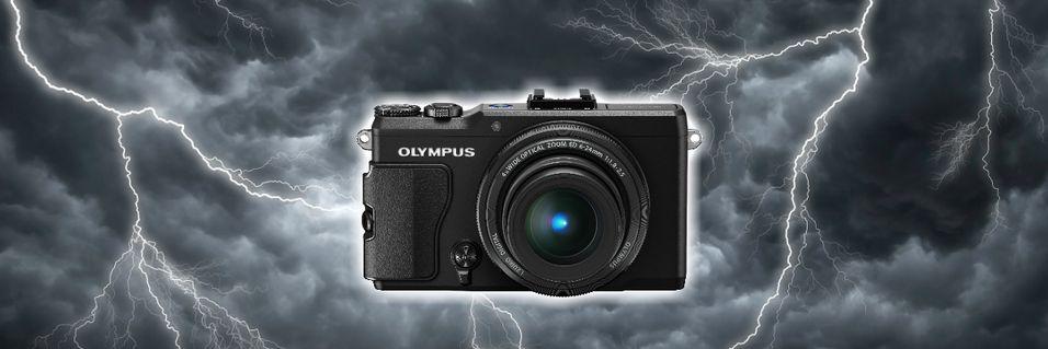 Olympus med nytt kompaktkamera
