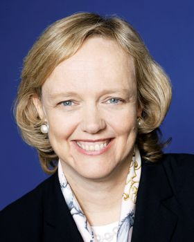 HP-sjef Meg Whitman.