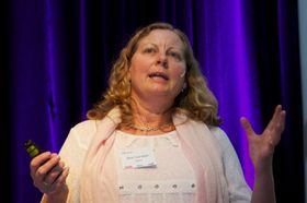 Administrerende direktør i Telenor, Berit Svendsen.