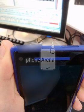Det ser ut til at HTC 8X vil bli en relativt tynn telefon.