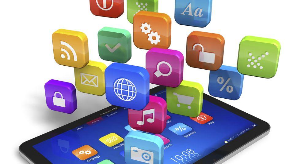 Voldsom vekst i app-markedet
