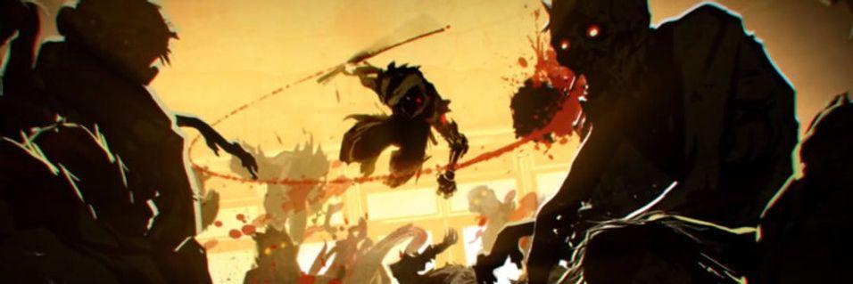 Slakt zombier i Ninja Gaiden Z