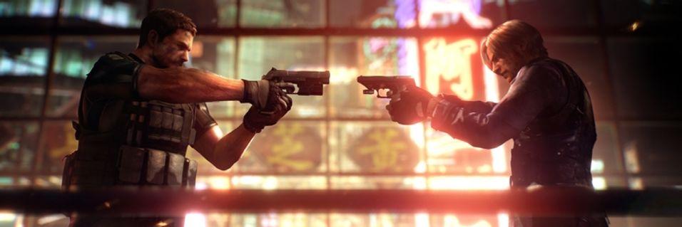 SNIKTITT: Resident Evil 6