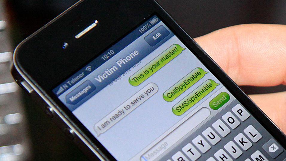 Så enkelt kan mobilen brukes til spionasje