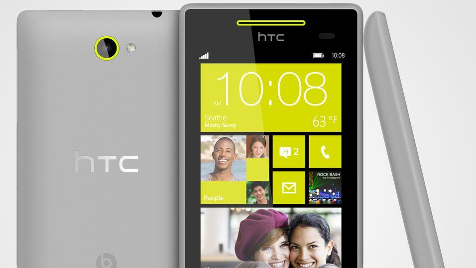 Dette er HTC 8S