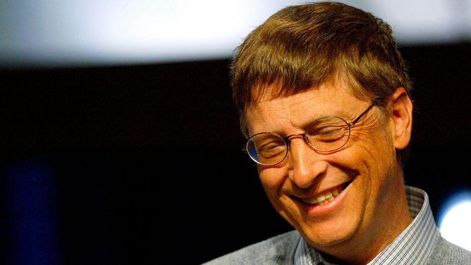 Bill Gates, Microsofts grunnlegger, er fortsatt verdens rikeste.