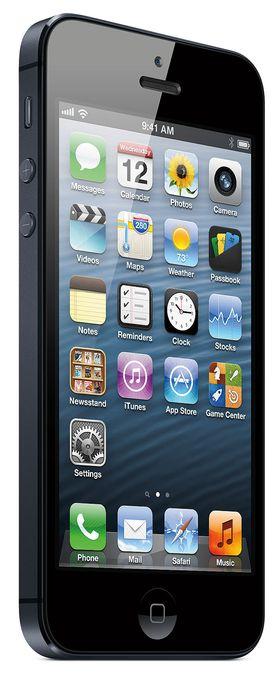 IKKE BARE FOR IPHONE 5: De nye funksjonene som kommer i iOS 6 vil gjelde for de fleste iphonemodellene, ikke bare nyheten iPhone 5.