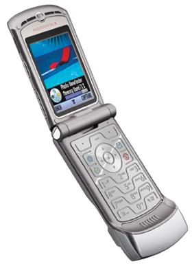 Klapptelefoner tok for alvor av med Motorolas Razr V3-modeller.