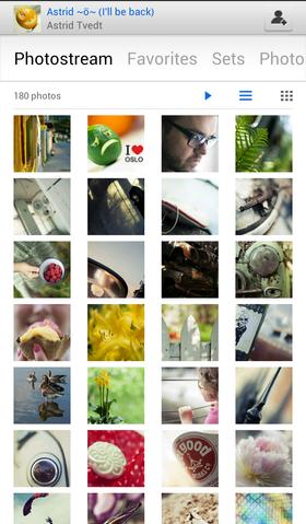 Flickr.