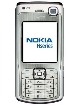 Kort tid etter at 6680 kom på markedet fikk den seg en overhaling på designsiden, og ble født på ny som N70. Den første telefonen i Nokias N-serie.