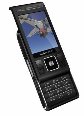 Sony Ericssons Cybershot-telefon C905 var en av de siste skikkelige toppmodellene med numeriske taster.