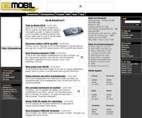 Slik så Amobil ut i oktober 2002.