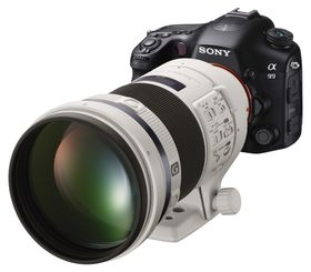 Sony SLT-A99.