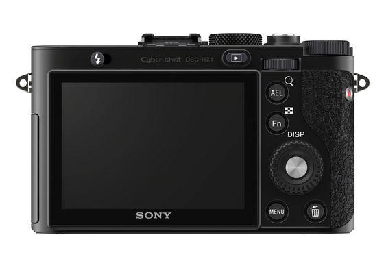 Sony Cyber-shot DSC-RX1.