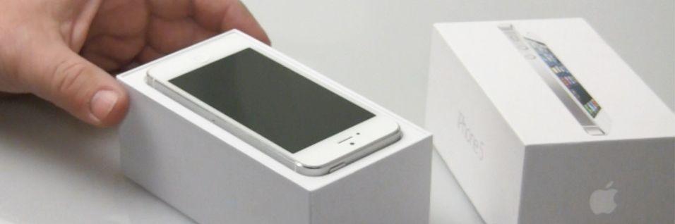 Kursoppgang etter iPhone6-lekkasjer