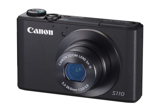 Canon PowerShot S110.